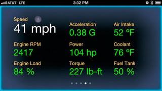 8. Engine Link (iPhone)