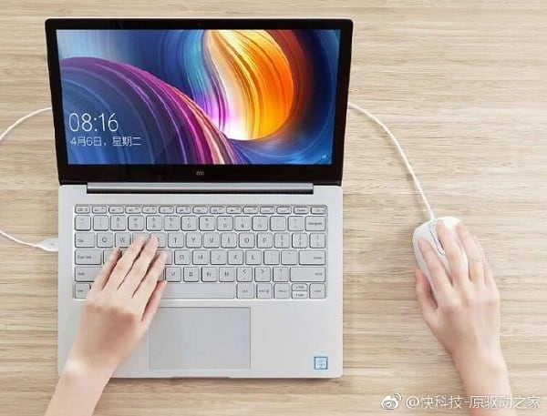 Xiaomi mouse lettore ID