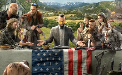 far cry 5 problemi pc