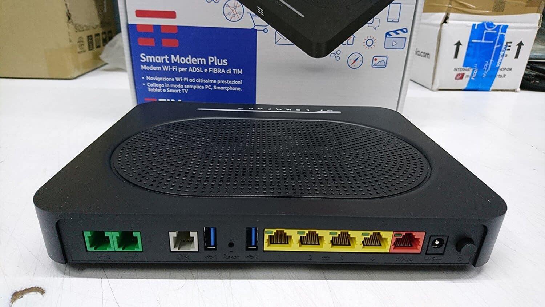 modem TIM fibra problemi