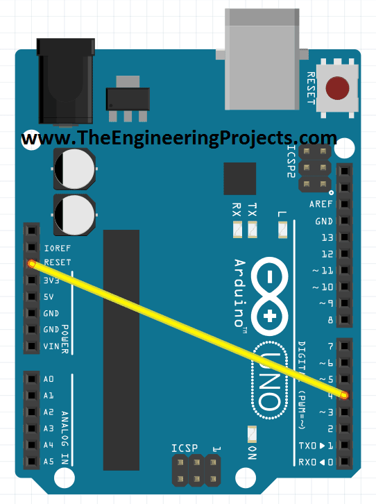 3 metodi resettare Arduino