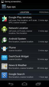 Come impedire app accedere posizione