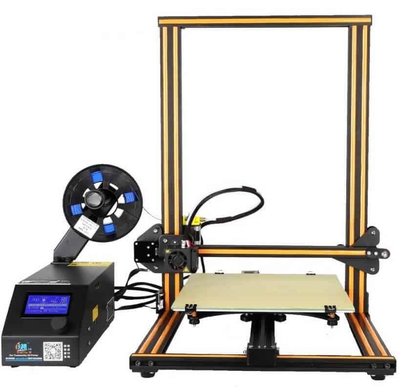 Creality3D CR stampante 3D offerta LightInTheBox