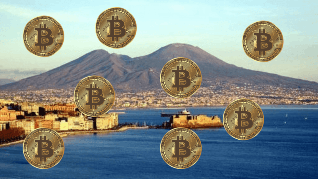 Napoli criptomoneta personale
