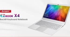 Jumper EZbook X4 offerta LightInTheBox