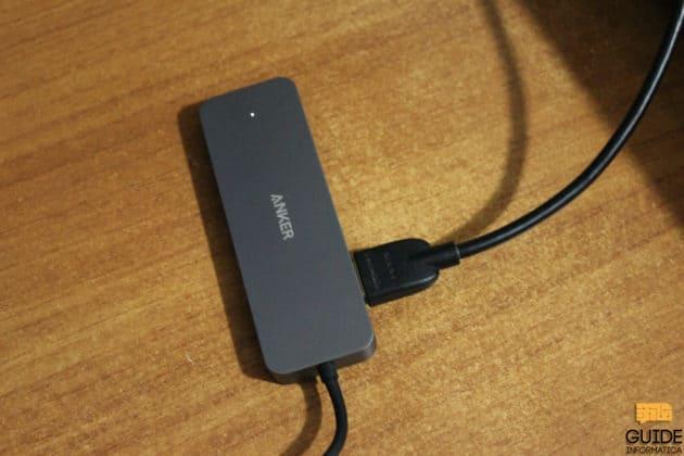 Anker Hub USB-C Premium 7-in-1 recensione