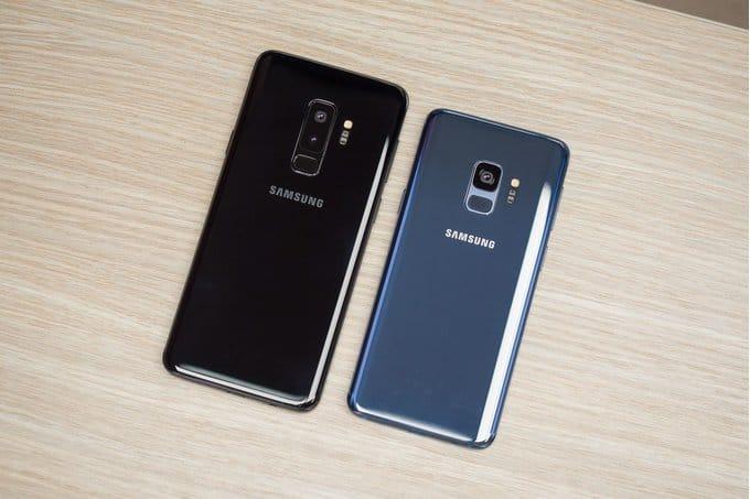 Samsung Galaxy S9 sconto vecchio smartphone