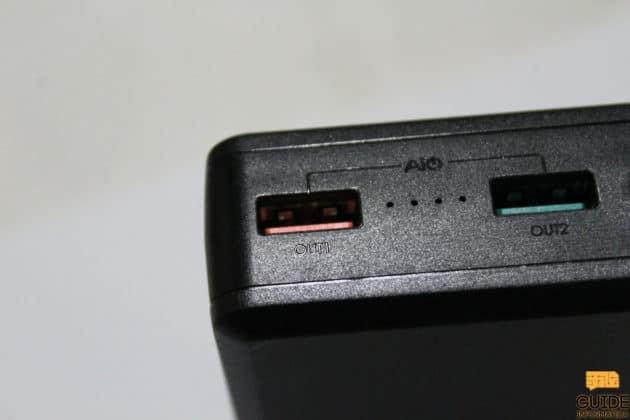 Aukey PB-T11 Powerbank recensione