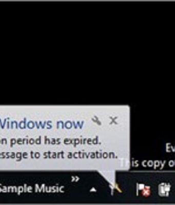 Fix messaggio Questa copia di Windows non è autentica