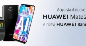 Huawei Mate 20 Lite concorso Band 3 Pro