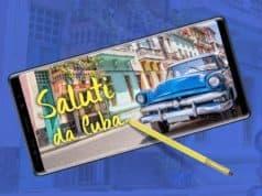 Samsung Galaxy Note 9 concorso