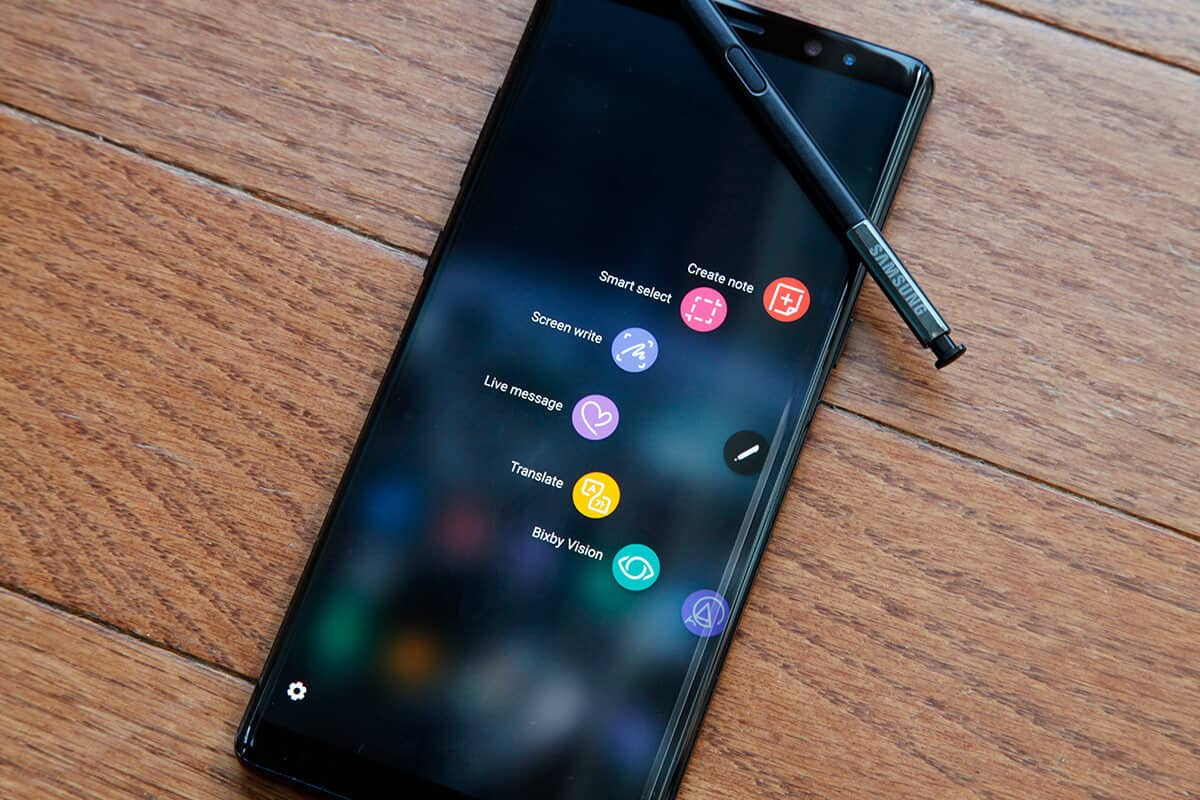 Samsung Galaxy Note 9 regalo micro SD 128/512 GB