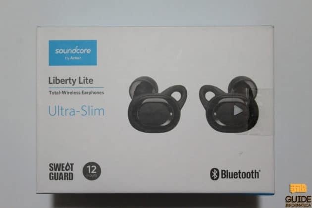 Soundcore Liberty Lite recensione