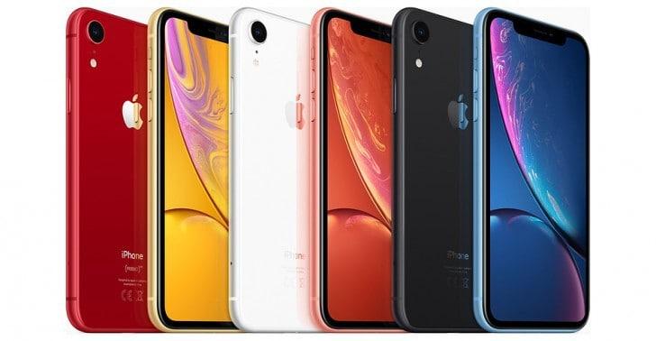 iPhone XS, XS Max ed XR ufficiali