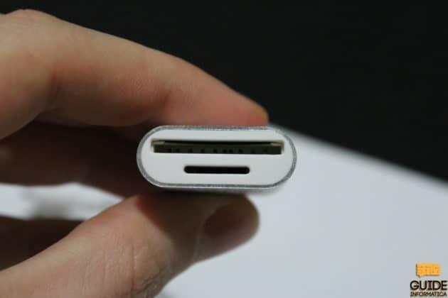Aukey CB-UD4 Lettore di schede USB-C recensione