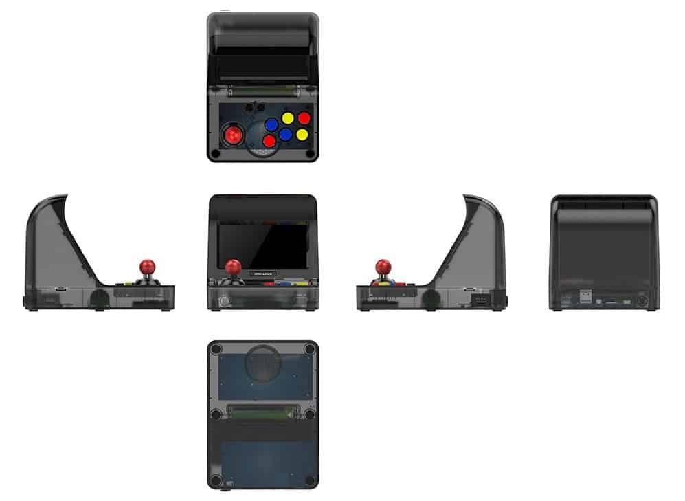 Mini console retrò offerta lampo TomTop