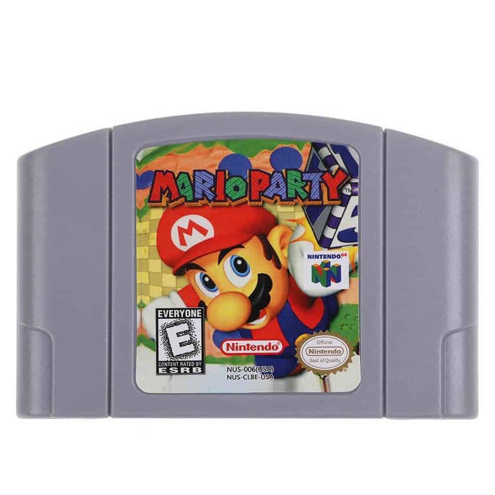 Nintendo 64 TomTop giochi offerta lampo