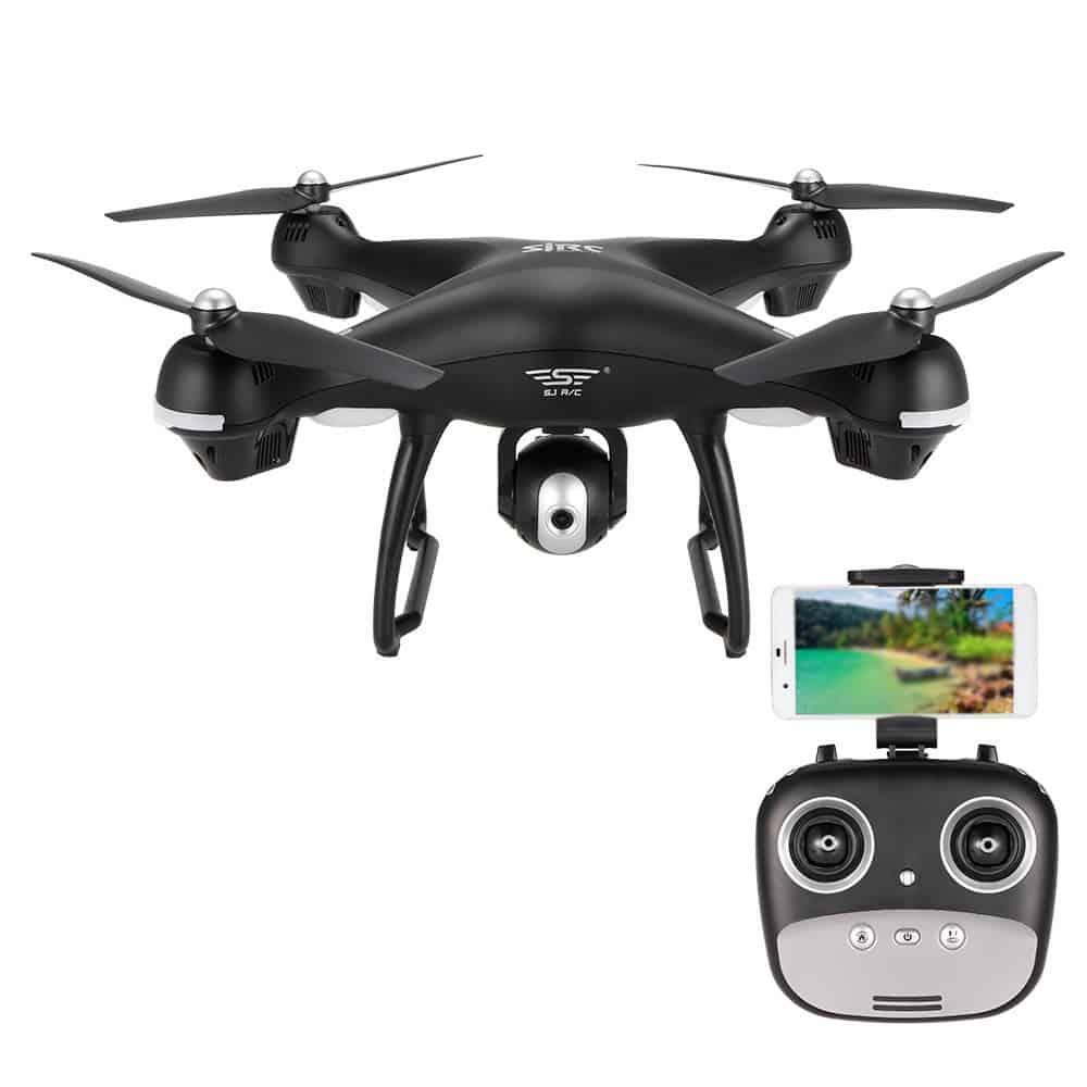 SJ S70W Drone offerta lampo TomTop