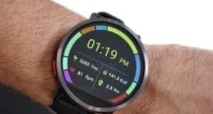 Smartwatch Android LEMFO LEMX offerta lampo TomTop