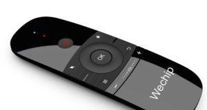 Telecomando wireless tastiera QWERTY offerta lampo TomTop
