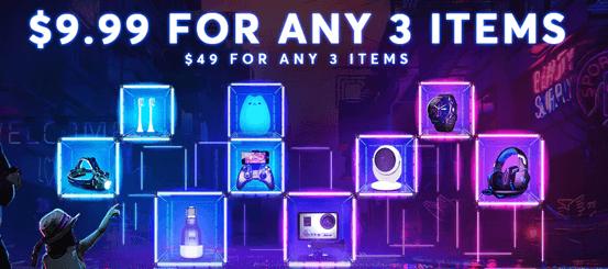GearBest 11.11 offerte eventi 2018