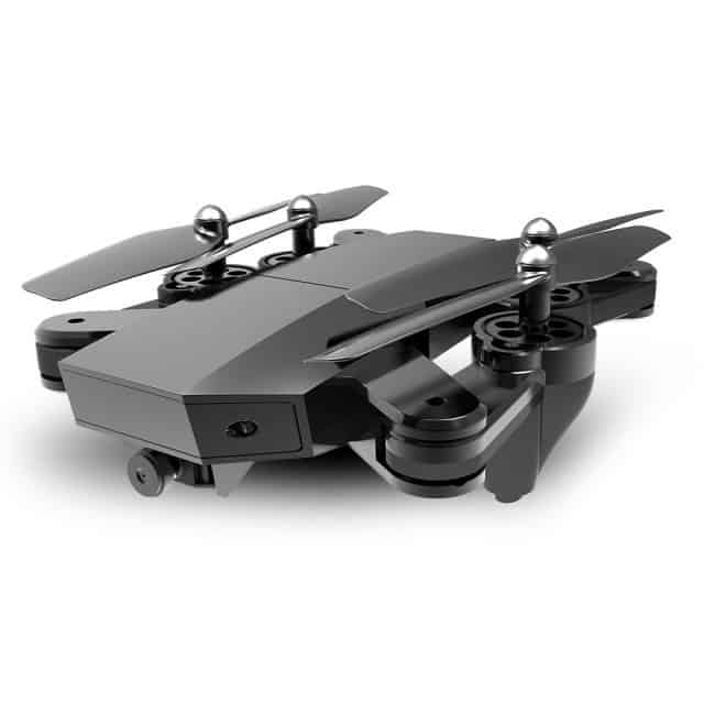 VISUO XS809W drone pieghevole offerta lampo TomTop