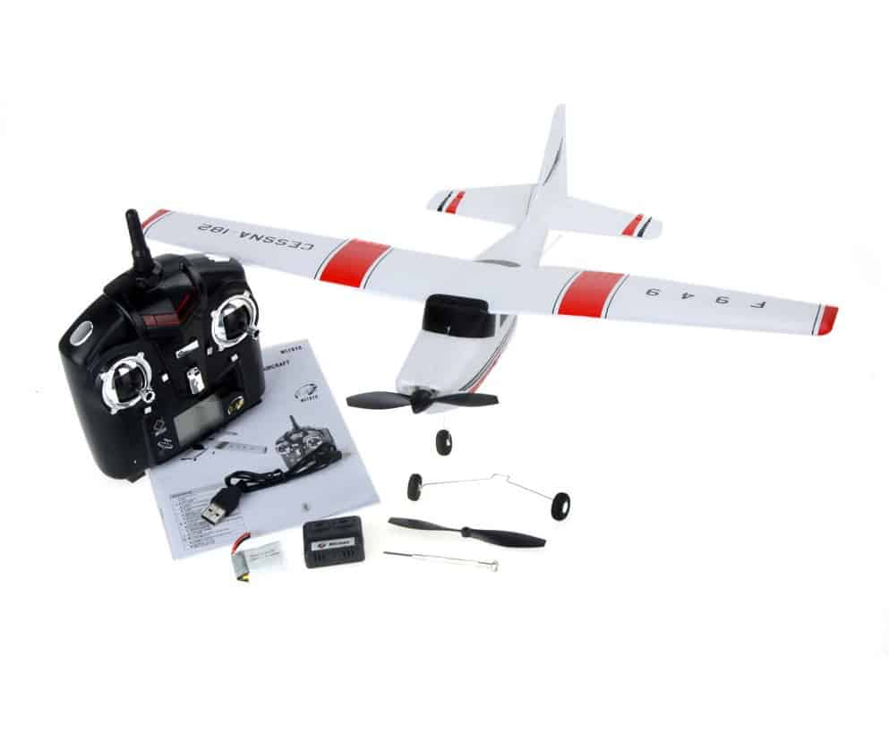 WLtoys F949 aeroplano offerta lampo TomTop