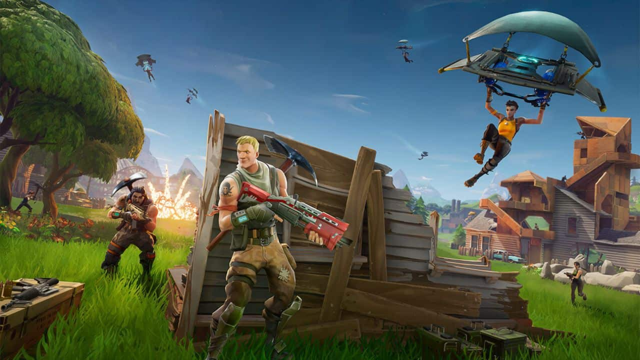 risolvere crash fortnite su windows