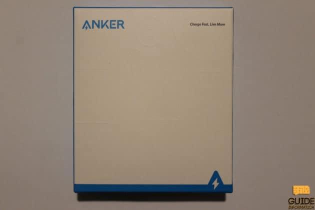 Anker PowerCore 10000 Redux recensione