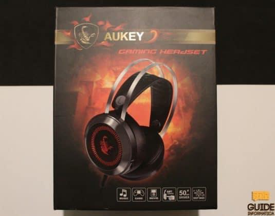 Aukey GH-S3 Cuffie da gaming recensione