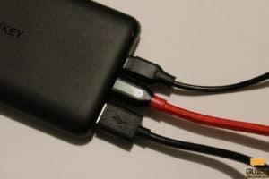 Aukey PB-XN10 Powerbank recensione