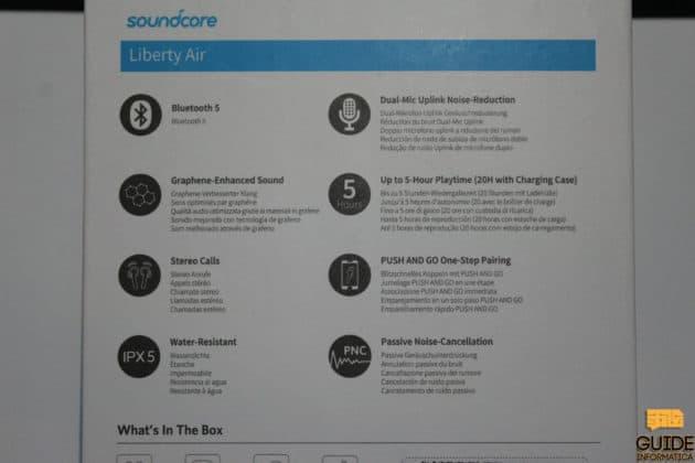 Soundcore Liberty Air recensione