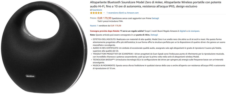 Soundcore Model Zero recensione