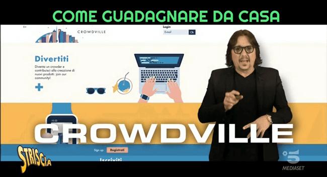crowdville strisci