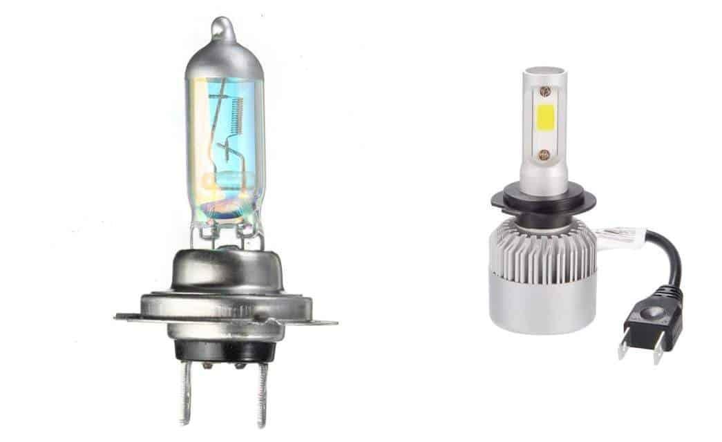 Installazione lampadine Led auto