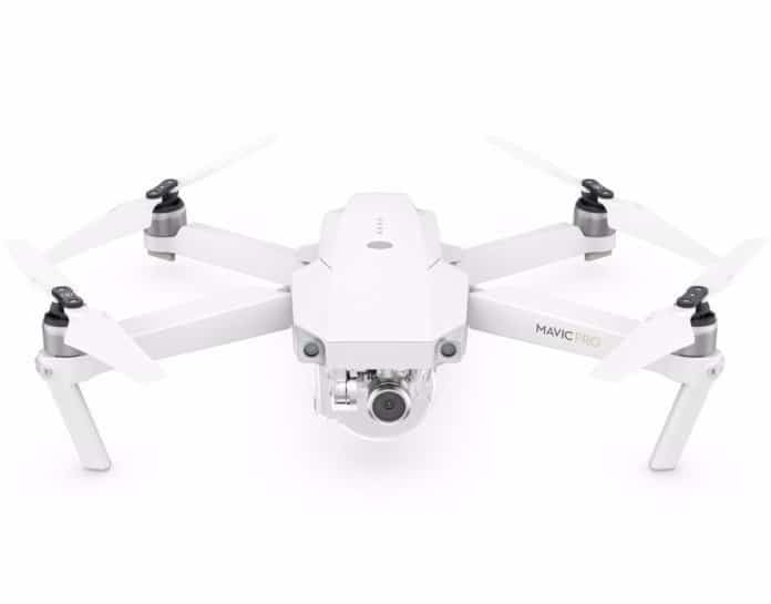 DJI MAVIC PRO ALPINE COMBO - Drone Potente E Portatile