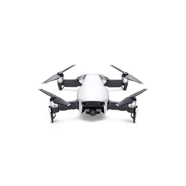 DJI - Mavic Air Artic + Goggles, Drone Pieghevole E Portatile, Alte Prestazioni Di Volo