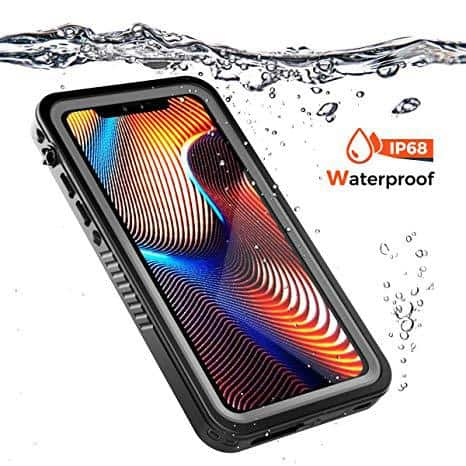 FindaGift iPhone Xr Waterproof Cover