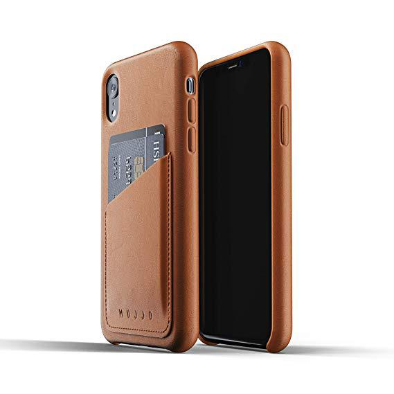 Full Leather Wallet Case for iPhone Xr