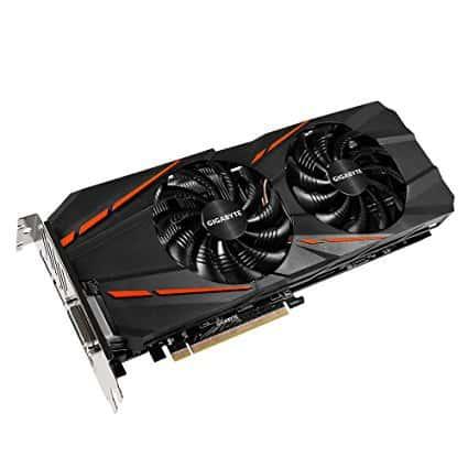 Gigabyte GeForce GTX 1060 Windforce OC 3 GB