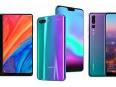 Miglior smartphone cinese gennaio 2019