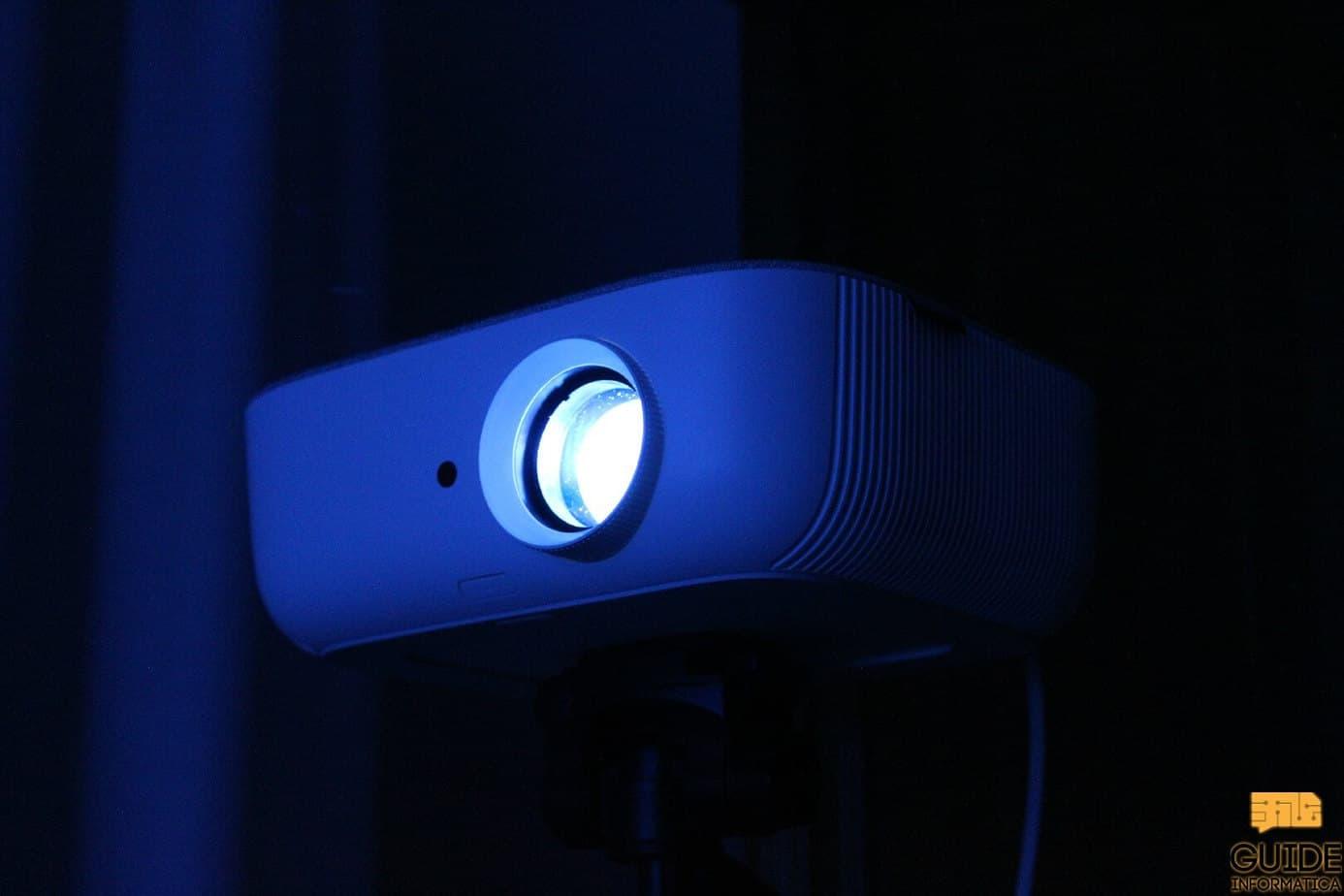 Nebula Prizm proiettore recensione