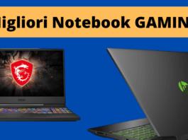 migliori notebook gaming