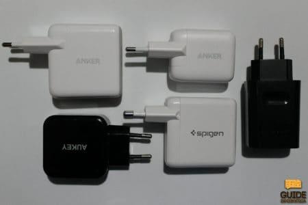 Anker PowerPort C1 Caricatore da parete recensione