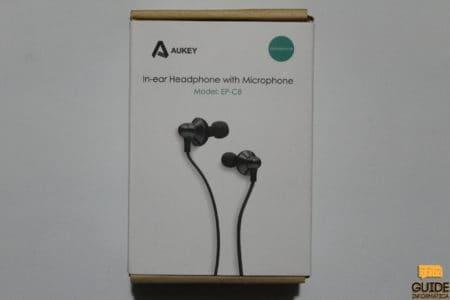 Aukey EP-C8 Auricolari a filo recensione