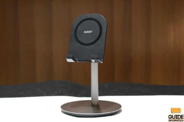 Aukey HD-T4 supporto per smartphone tablet recensione