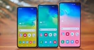Come scegliere tra Samsung Galaxy S10, Galaxy S10+ e S10e