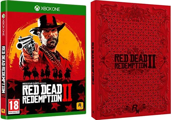 Read Dead Redemption II – Steelbook da Collezione