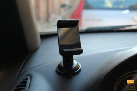 Aukey HD-C29 Supporto da auto per smartphone recensione