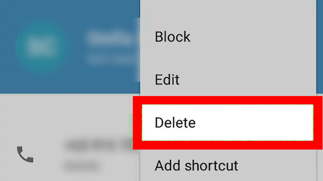 Come eliminare e bloccare contatti Telegram su Android